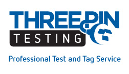 Three Pin Testing - Professional Test and Tag Service